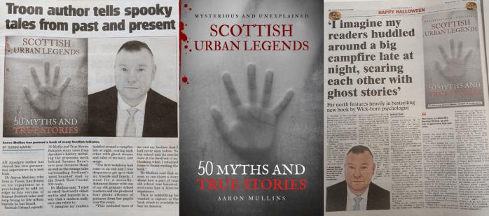 Aaron Mullins Author Writer Books