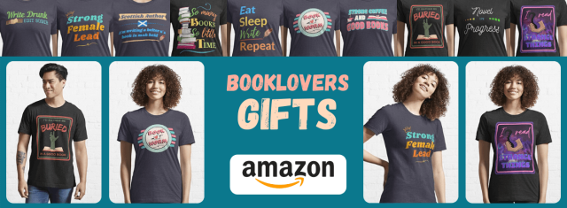 T Shirts Gifts for Book Lovers Writers Authors Readers Womens Mens Literary