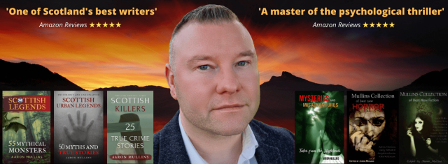 Dr Aaron Mullins Author Writer Psychology Books Short Stories